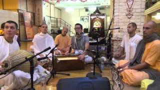 KIRTAN MOSCOW - Киртан Ананта Прабху - Москва, 23.04.2016 - Часть 3