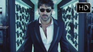 Billa Movie || Best Dialogues About Gun's & Prabhas Escaping Scene || Prabhas || Anushka