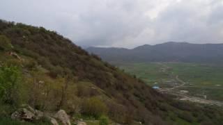 طبیعت زیبای مریوان.  استان کردستان.  ایران