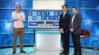 8 Out Of 10 Cats Does Countdown S09E03 (19 August 2016)
