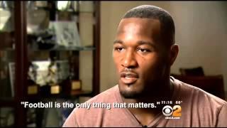 Derrick Coleman, Deaf Superbowl Champion, in captioned video