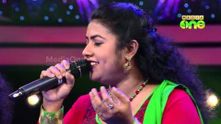 Pathinalam Ravu Season2 (Epi72 Part3) Theertha with Liji Francis in Duet song round