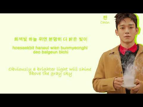 EXO Been Through (지나갈 테니) (Color Coded HangulRomEng Lyrics)