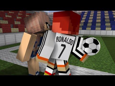 Xxx Mp4 Monster School Soccer Challenge Minecraft Animation 3gp Sex