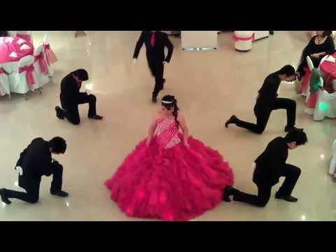 BESAME CAMILA Vals de naty en Legasi choreographer Oliver Lopez