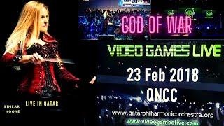 God Of War - Video Games Live Qatar 2018
