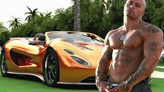 Vin Diesel's Car Collections ★ 2018