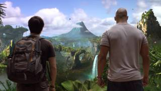 'Journey 2: The Mysterious Island' Trailer