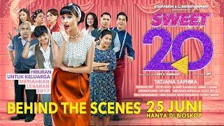 SWEET 20 Behind The Scenes