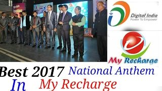 Best 2017 National Anthem // in My Recharge leadrship traing..