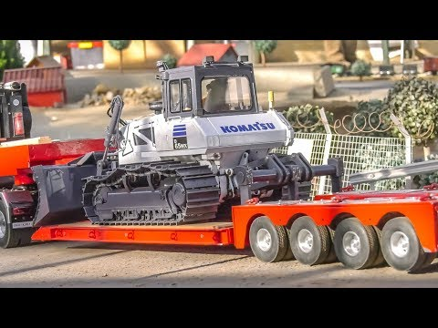 Xxx Mp4 Awesome Heavy Machine Transport RC Trucks In Motion 3gp Sex