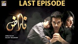Naraz Last Episode - ARY Digital Drama