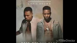 Konshens ft Chris Brown (Bruck off mi Back March 2017)