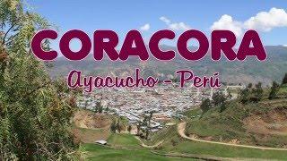 Coracora sus calles. (Música Celso Torres) Ayacucho Perú -12