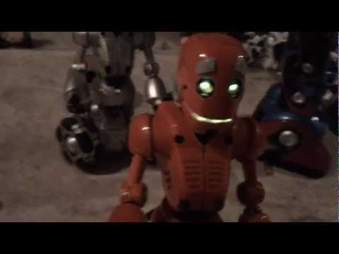 i need help fixing some of my wowwee robots thanks