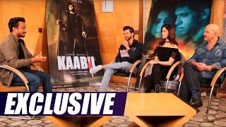 Kaabil Full Interview | Hrithik lost Shah Rukh Khan as a friend?
