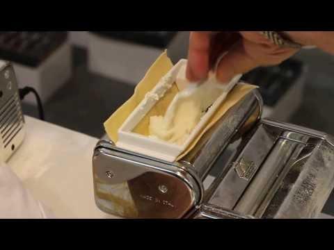 Marcato Atlas 150 Ravioli делаем равиоли пошаговый видео рецепт и и� струкция
