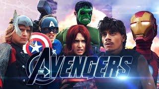 AVENGERS Version Youtubeurs