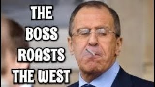 EXCLUSIVE, FULL & UNEDITED Interview Of Lavrov To BBC