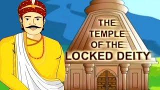 Akbar Birbal Stories | The Temple Of The Locked Deity | Hindi Animated Stories | Masti Ki Paathshala
