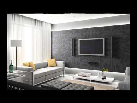 Tv Arkası Duvar Dekorasyonu Taş Kaplama