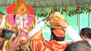 lord vinayaka celebration