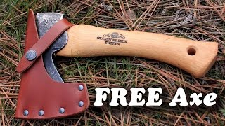FREE AXE | 20K Subscriber Giveaway!