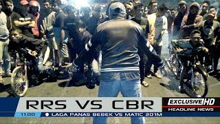 RRS (APENK) VS CBR (DEBY AP)   NAFAS PENDEK