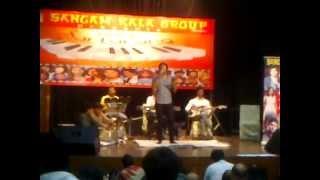 Rohit Bareja-performing for Sangam kala group(NON FLIMY)
