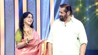 Onnum Onnum Moonu Season 2 I Ep 38 - With evergreen jodi Madhu & Sheela I Mazhavil Manorama