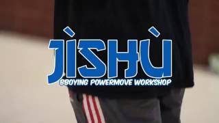 Jishu // Ottawa Powermove Workshop // June 2016