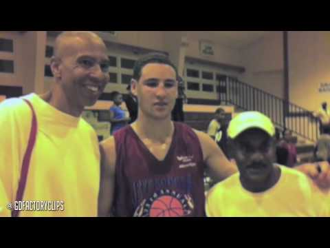 ESPN Just Dad Feature with Mychal Thompson
