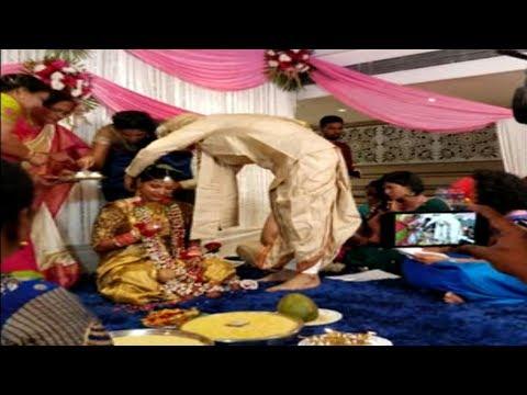 Xxx Mp4 Warangal Urban Collector Amrapali Exclusive Wedding Photos Sakshi TV 3gp Sex