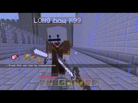 Minecraft Xbox - Survival Games - Sneaky Stampy