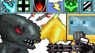 GrowTopia - How to defeat H.R Geiger!! No Using