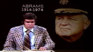 KNBC-4  Sept 4  1974 News Sony Eiaj Reel to Reel Hd