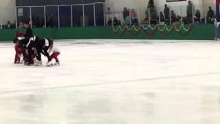 2015 Sherwood Ice Arena Christmas Show - Hot Chocolate View #2