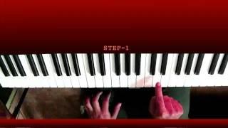 mahabharat piano tutorial