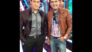 Salman Khan promotion Sultan at Kapil show funn