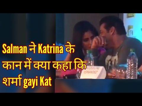 Xxx Mp4 Salman Khan Whispers In Katrina Kaif Ears And She Blushes At Dabangg Tour Reloaded Atlanta 3gp Sex