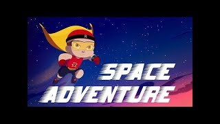 Mighty Raju - Space Adventure