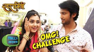 Ragini and Lakshya Take The OMG Challenge | Swaragini