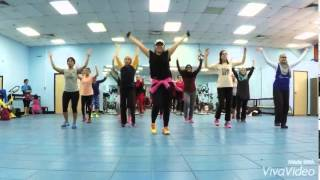Better When I'm Dancing ~ Meghan Trainor || ZDF with Rina || Choreo by www.liveloveparty.tv