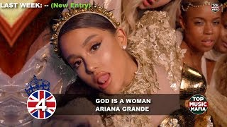 Top 40 Songs of The Week - July 28, 2018 (UK BBC CHART)