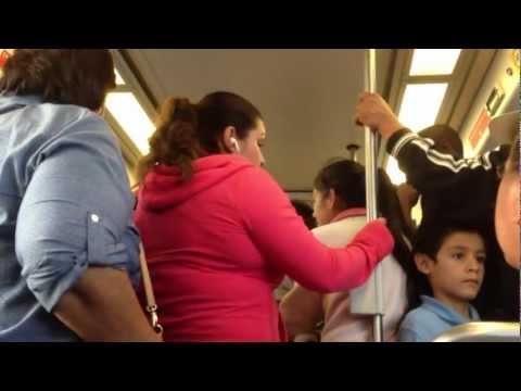 Xxx Mp4 Crowded Los Angeles Metro Blue Line Train 3gp Sex