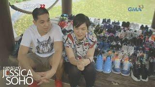 Kapuso Mo, Jessica Soho: Pinoy Sneakerheads