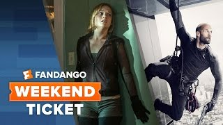 Don't Breathe, Mechanic: Resurrection, Hands of Stone | Weekend Ticket