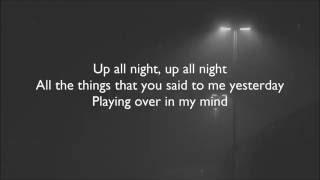 charlie puth up all night lyrics