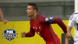 Cristiano Ronaldo passes Pele on all-time international scoring list | FOX SOCCER