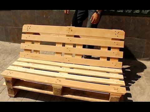 C mo crear una mesa de picnic con hielera vidoemo for Como hacer un bar de madera